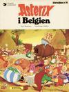 Cover for Asterix (Hemmets Journal, 1970 series) #24 - Asterix i Belgien