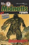 Cover for Boris Karloffs midnattsrysare (Semic, 1972 series) #2/1972