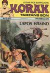 Cover for Korak (Williams Förlags AB, 1966 series) #12/1973