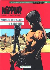 Cover Thumbnail for Euracomix (Eura Editoriale, 1988 series) #58