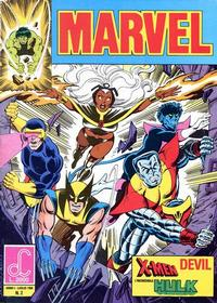 Cover Thumbnail for Marvel (Labor Comics, 1986 series) #2