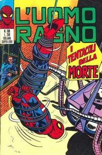 Cover Thumbnail for L'Uomo Ragno [Collana Super-Eroi] (Editoriale Corno, 1970 series) #108