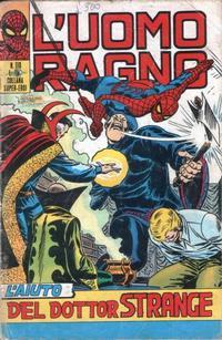 Cover Thumbnail for L'Uomo Ragno [Collana Super-Eroi] (Editoriale Corno, 1970 series) #110