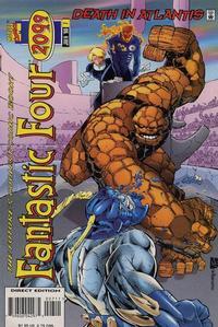 Cover Thumbnail for Fantastic Four 2099 (Marvel, 1996 series) #7