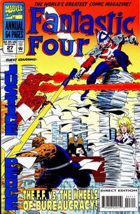 Cover Thumbnail for Fantastic Four Annual (Marvel, 1963 series) #27