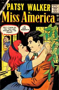 Cover Thumbnail for Miss America (Marvel, 1953 series) #87