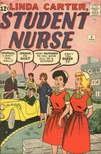 Cover Thumbnail for Linda Carter, Student Nurse (Marvel, 1961 series) #4