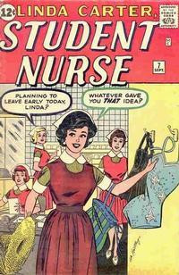 Cover Thumbnail for Linda Carter, Student Nurse (Marvel, 1961 series) #7