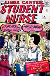 Cover Thumbnail for Linda Carter, Student Nurse (Marvel, 1961 series) #9
