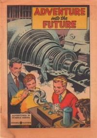 Cover Thumbnail for Adventures in Science Series (General Electric Company, 1947 series) #APG-17-10