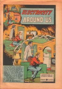 Cover Thumbnail for Adventures in Science Series (General Electric Company, 1947 series) #APG-17-A