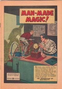 Cover Thumbnail for Adventures in Science Series (General Electric Company, 1947 series) #PRD-7
