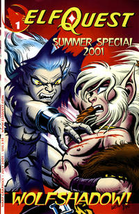 Cover Thumbnail for ElfQuest: Summer 2001 Special (WaRP Graphics, 2001 series) #1