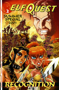 Cover Thumbnail for ElfQuest: Summer 2001 Special (WaRP Graphics, 2001 series) #2