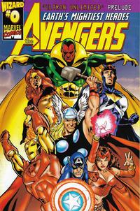 Cover Thumbnail for Avengers (Marvel; Wizard, 1999 series) #0