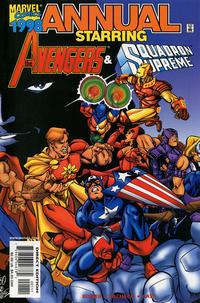 Cover Thumbnail for Avengers / Squadron Supreme '98 (Marvel, 1998 series)