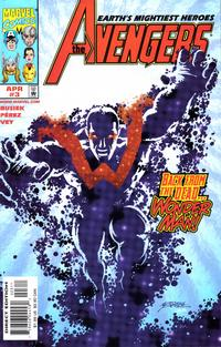 Cover Thumbnail for Avengers (Marvel, 1998 series) #3 [Direct Edition]