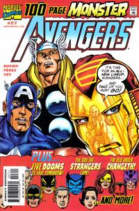 Cover Thumbnail for Avengers (Marvel, 1998 series) #27 [Direct Edition]