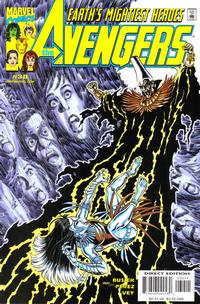 Cover Thumbnail for Avengers (Marvel, 1998 series) #30 [Direct Edition]