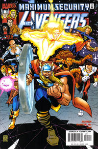 Cover Thumbnail for Avengers (Marvel, 1998 series) #35 [Direct Edition]