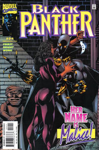 Cover Thumbnail for Black Panther (Marvel, 1998 series) #24