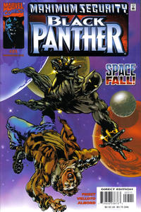 Cover Thumbnail for Black Panther (Marvel, 1998 series) #25