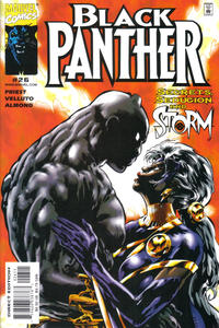 Cover Thumbnail for Black Panther (Marvel, 1998 series) #26