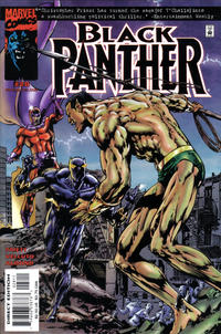Cover Thumbnail for Black Panther (Marvel, 1998 series) #28