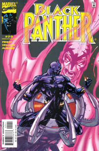 Cover Thumbnail for Black Panther (Marvel, 1998 series) #29