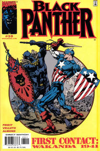 Cover Thumbnail for Black Panther (Marvel, 1998 series) #30