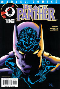 Cover Thumbnail for Black Panther (Marvel, 1998 series) #31