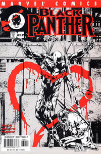 Cover Thumbnail for Black Panther (Marvel, 1998 series) #32