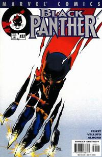 Cover Thumbnail for Black Panther (Marvel, 1998 series) #33