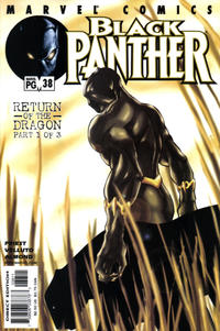 Cover Thumbnail for Black Panther (Marvel, 1998 series) #38