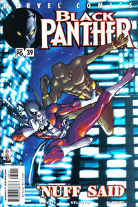 Cover Thumbnail for Black Panther (Marvel, 1998 series) #39