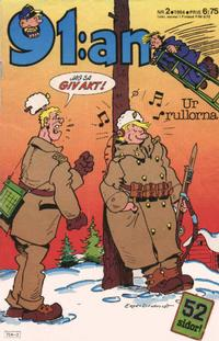 Cover Thumbnail for 91:an (Semic, 1965 ? series) #2/1984