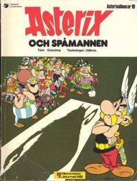 Cover Thumbnail for Asterix (Hemmets Journal, 1970 series) #19 - Asterix och spåmannen