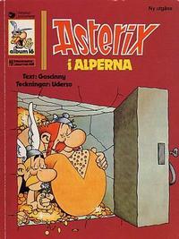 Cover Thumbnail for Asterix (Ny utgåva) (Hemmets Journal, 1979 series) #16 - Asterix i Alperna