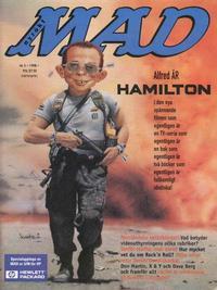 Cover Thumbnail for Mad (Hewlett-Packard) (Atlantic Förlags AB, 1998 series) #3/1998