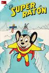 Cover for El Super Ratón (Editorial Novaro, 1951 series) #192