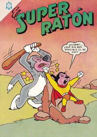 Cover Thumbnail for El Super Ratón (Editorial Novaro, 1951 series) #149