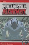 Cover for Fullmetal Alchemist (Viz, 2005 series) #21