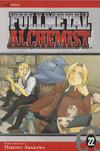 Cover for Fullmetal Alchemist (Viz, 2005 series) #22