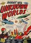 Cover for Journey into Unknown Worlds (Bell Features, 1950 series) #36