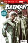 Cover for Batman (Panini Deutschland, 2007 series) #33