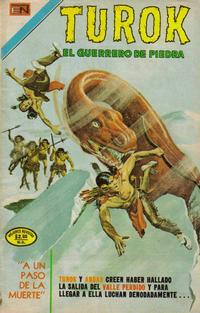 Cover Thumbnail for Turok (Editorial Novaro, 1969 series) #69
