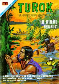 Cover Thumbnail for Turok (Editorial Novaro, 1969 series) #161