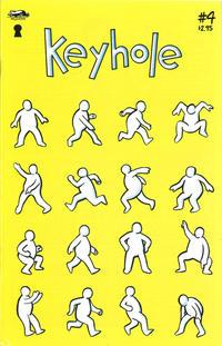 Cover Thumbnail for Keyhole (Millennium Publications, 1996 series) #4