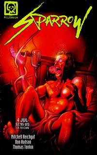 Cover Thumbnail for Sparrow (Millennium Publications, 1995 series) #4