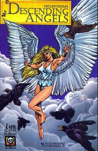 Cover Thumbnail for Descending Angels (Millennium Publications, 1996 series) #1